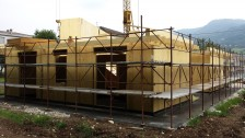 Montaggio casa a Valdagno
