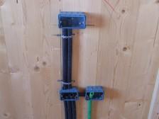 Impianto elettrico con prese
