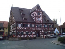 Baviera casa telaio 1